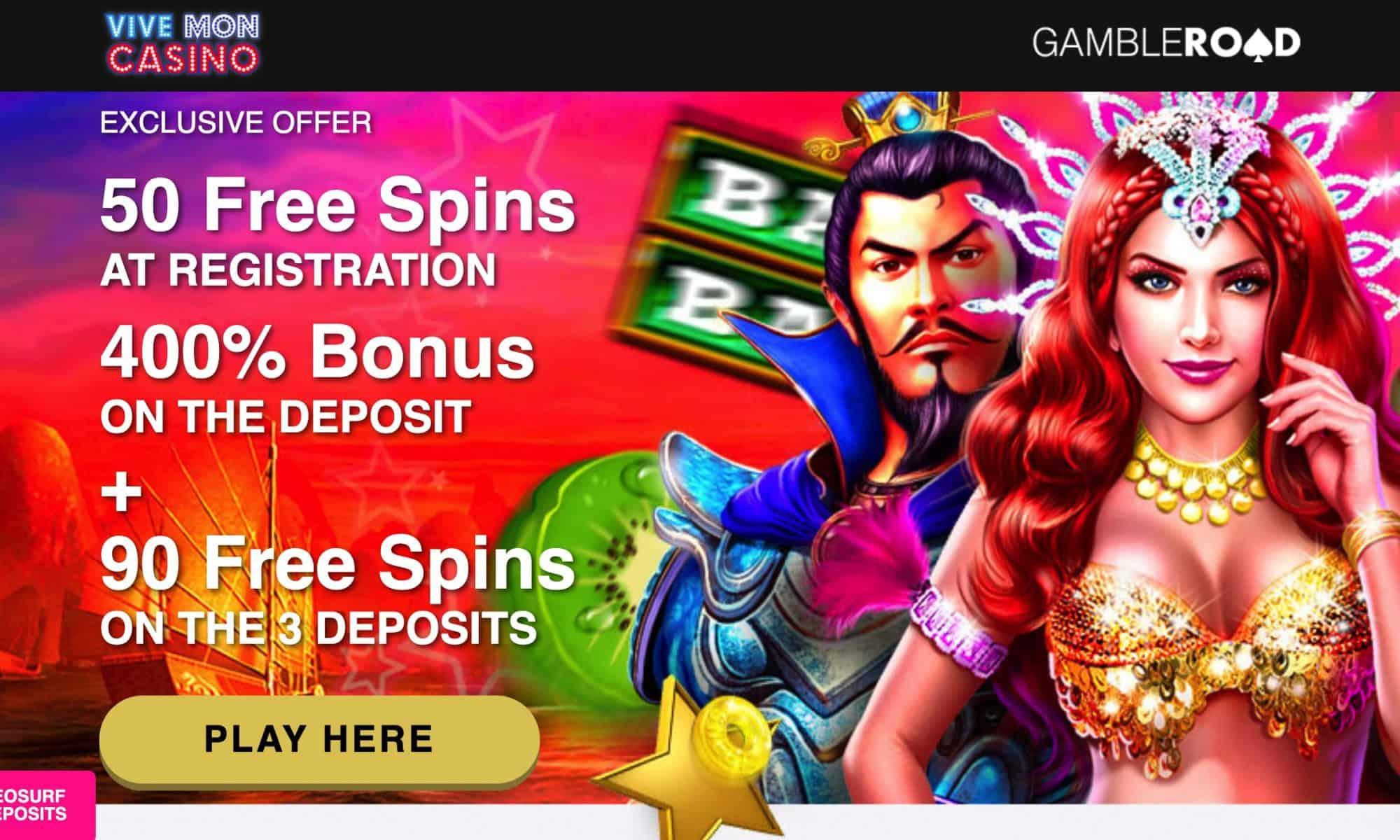 Vive mon casino avis : un site incomparable